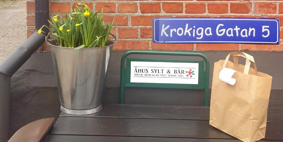 Åhus Sylt och Bär Hemförsäljning